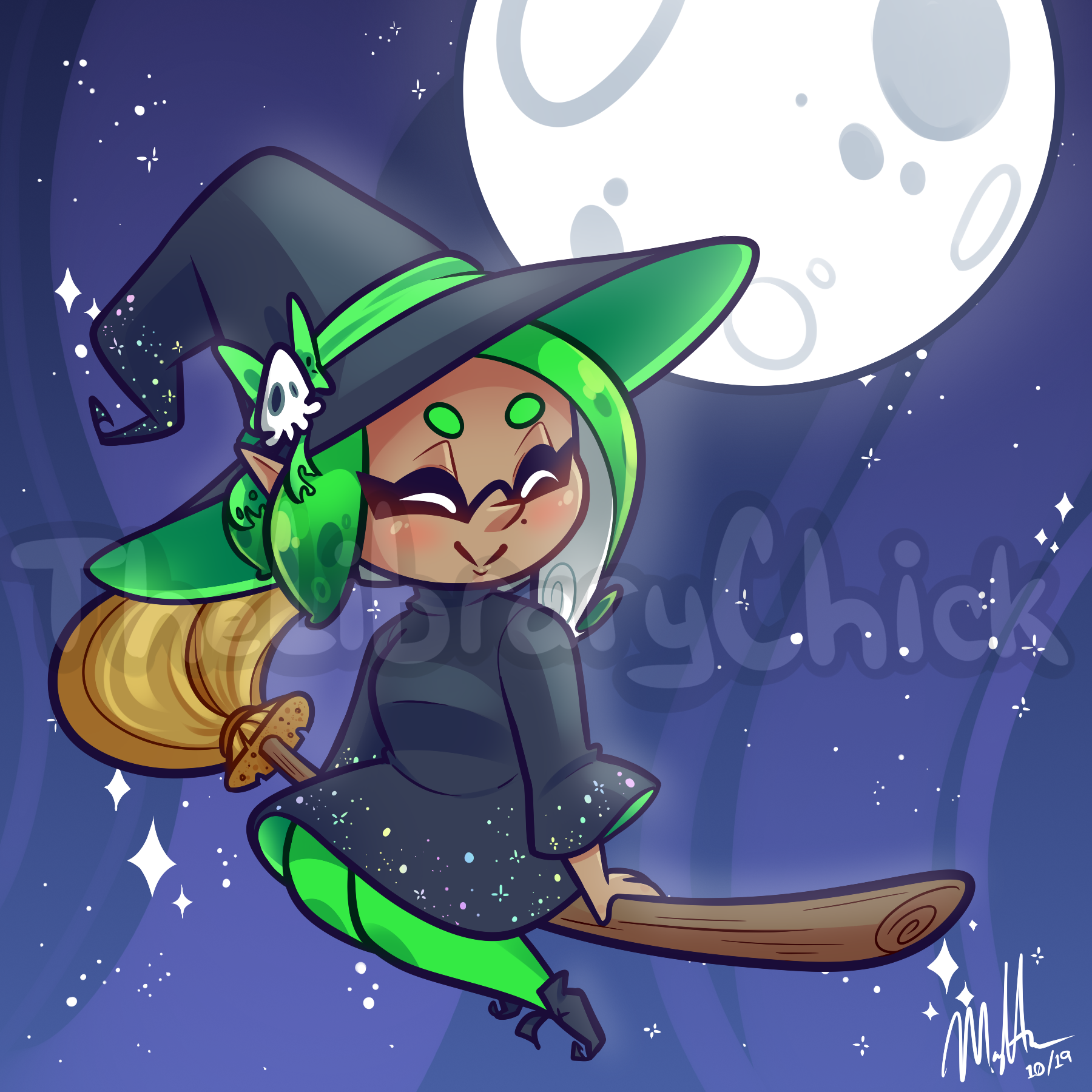 Squid Witch