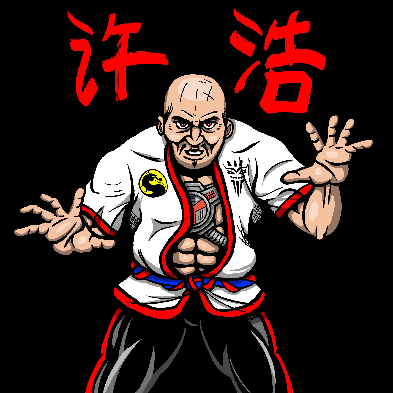 Shuai Jiao Hsu Hao Colored