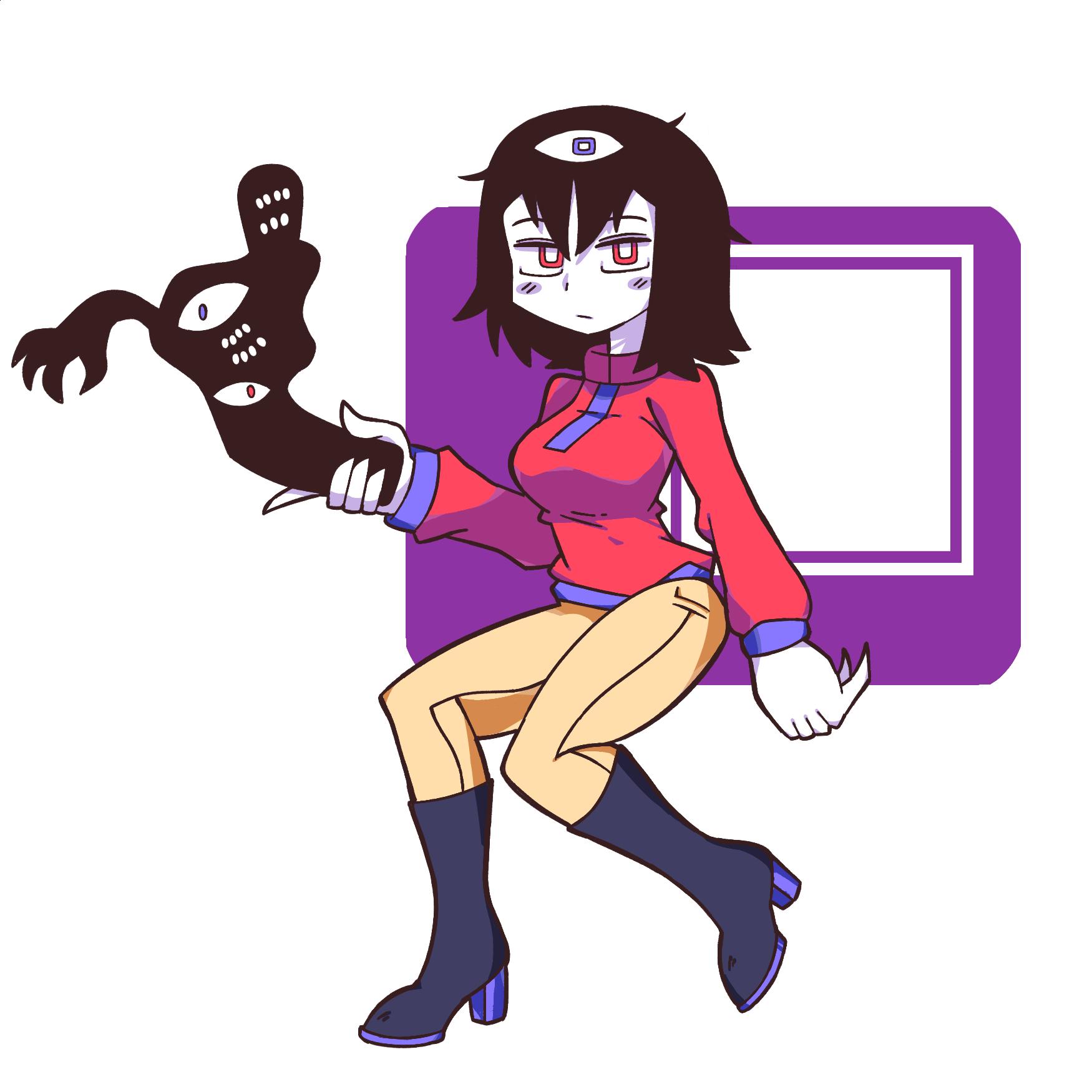 shadow girlladyfriend