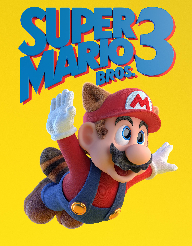 Super Mario Bros 3 Fan Art By Ronyazurdia On Newgrounds
