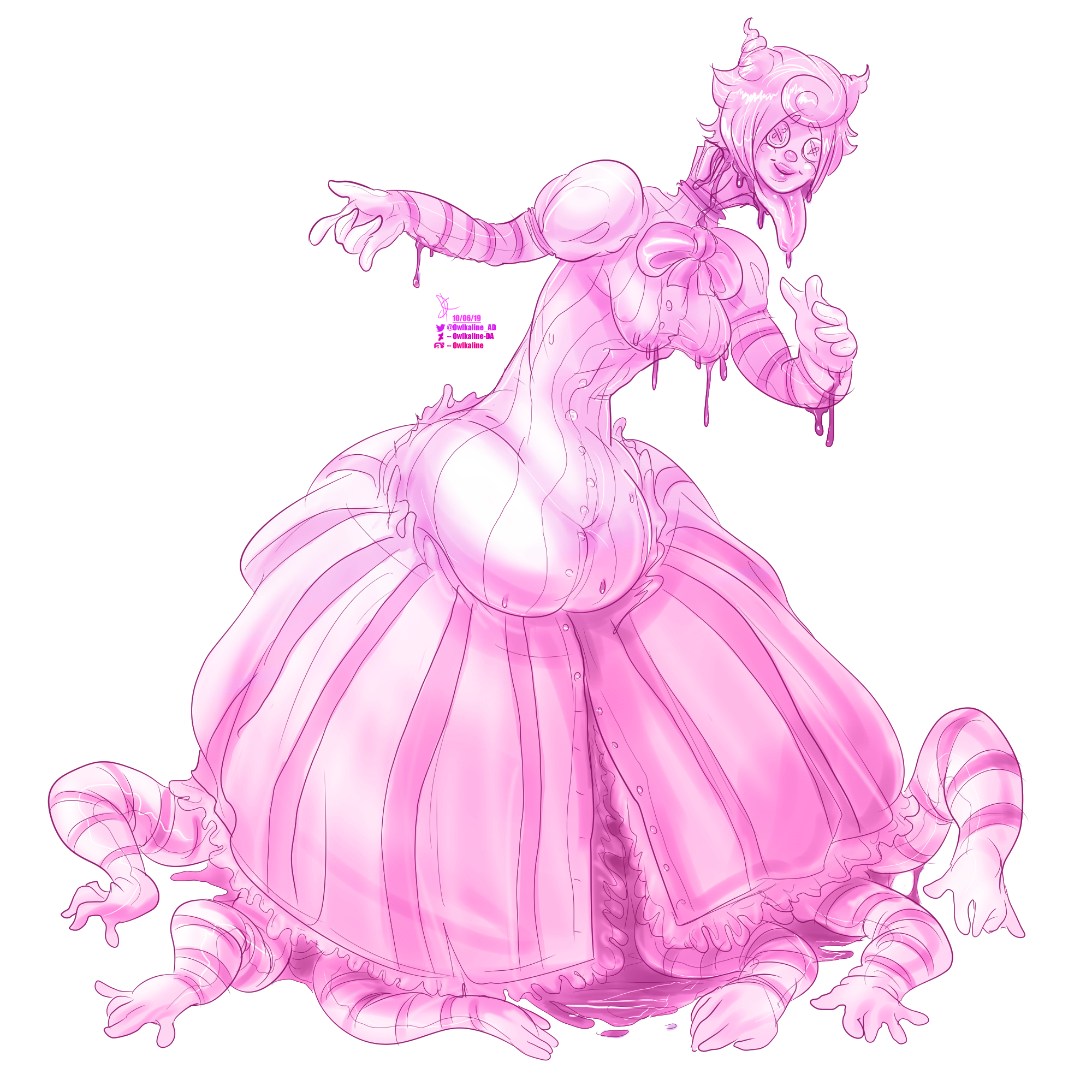 Clown Jelly Commission