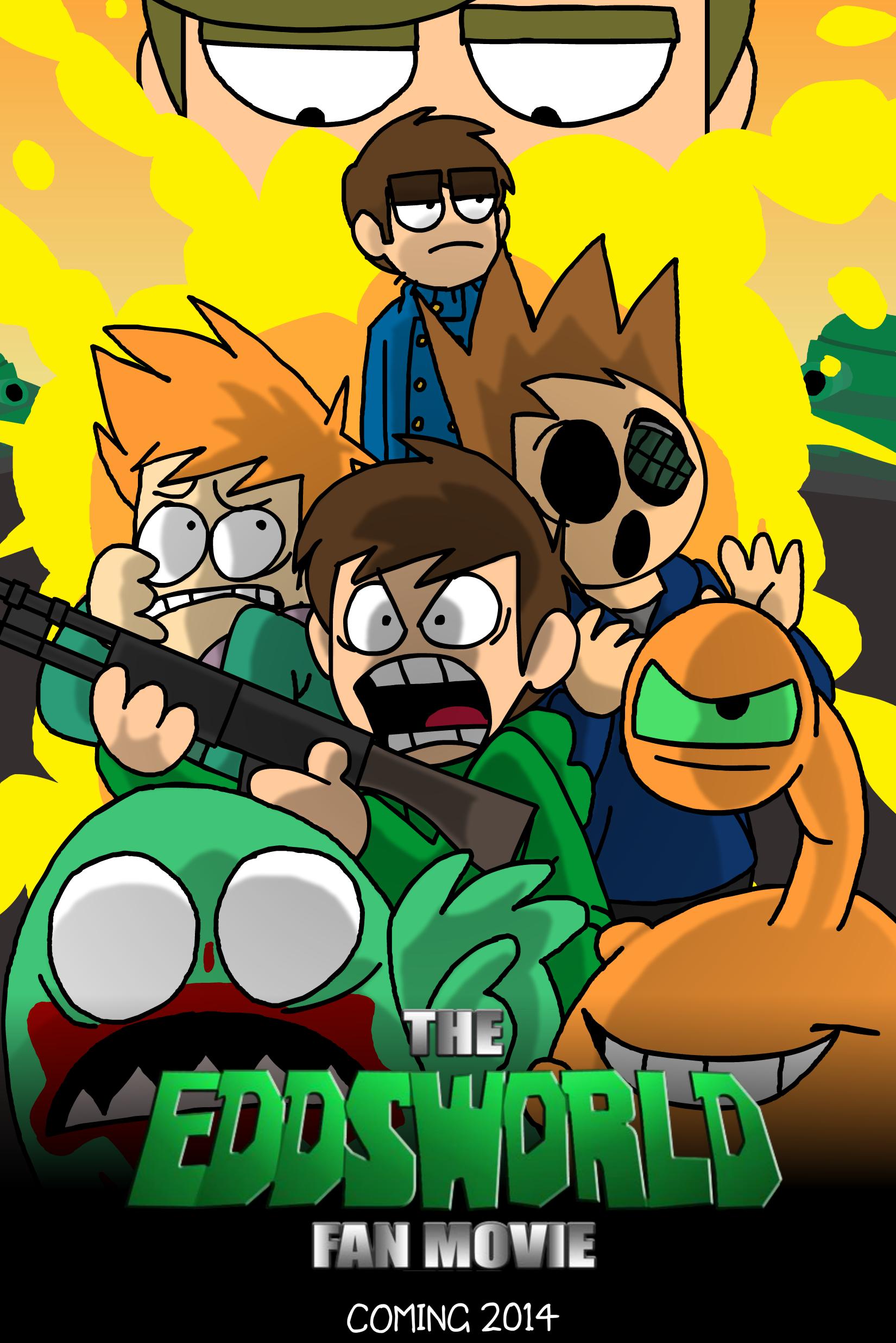 Eddsworld Fan Movie Poster remake