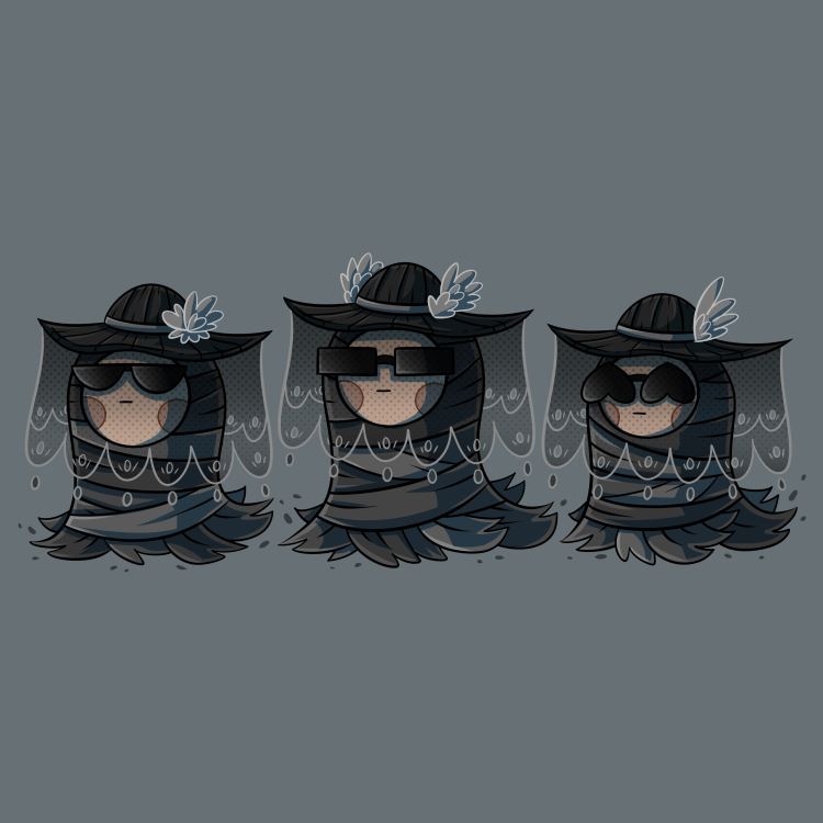 Witch Kindergarden - (6/16) - Darkness Witch