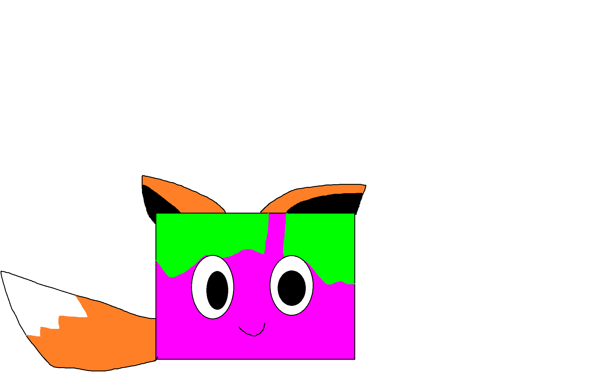 Gooey Fox
