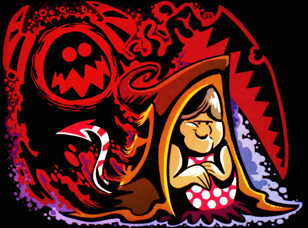 Misfit Mansion [13] - The Deceptive Resident
