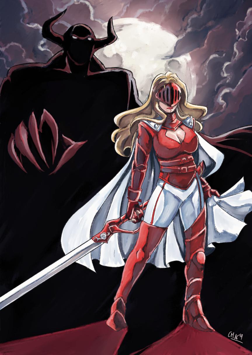 The Crimson Bride