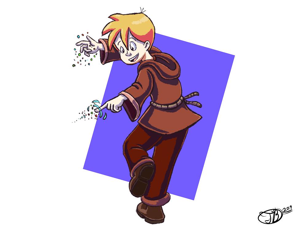 Sorcerer Kid