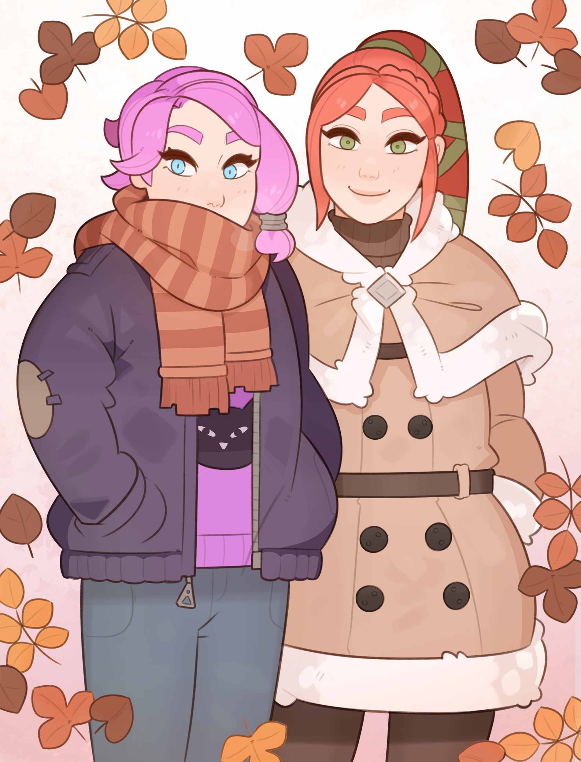 Paladins, Cassie and Maeve