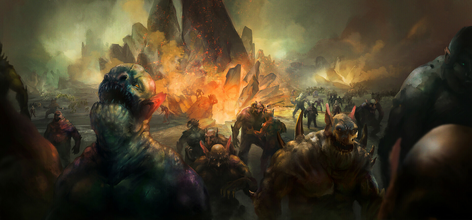 Crumbling World: Monsters Unleashed