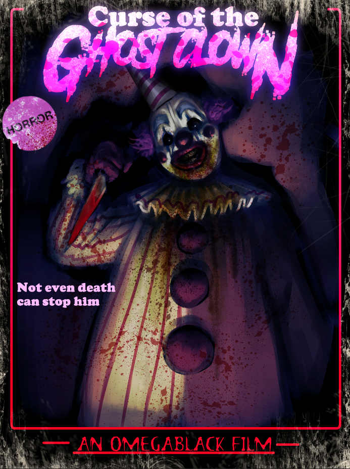 Curse of the Ghost Clown