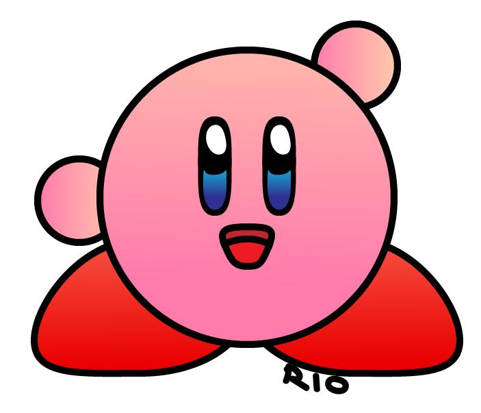 Inktober 19 Kirby