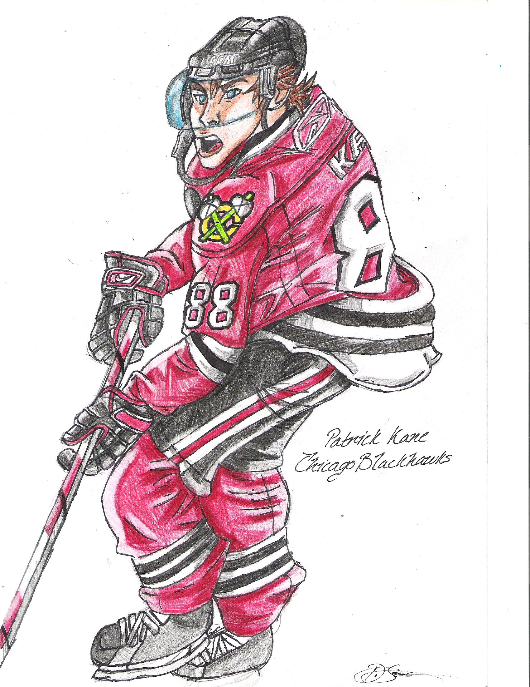 Image Result For Sharks Hockey Coloring