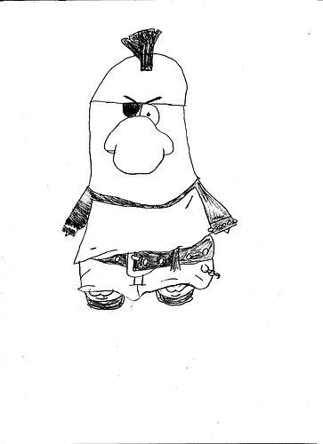 ClubPenguin Penguin