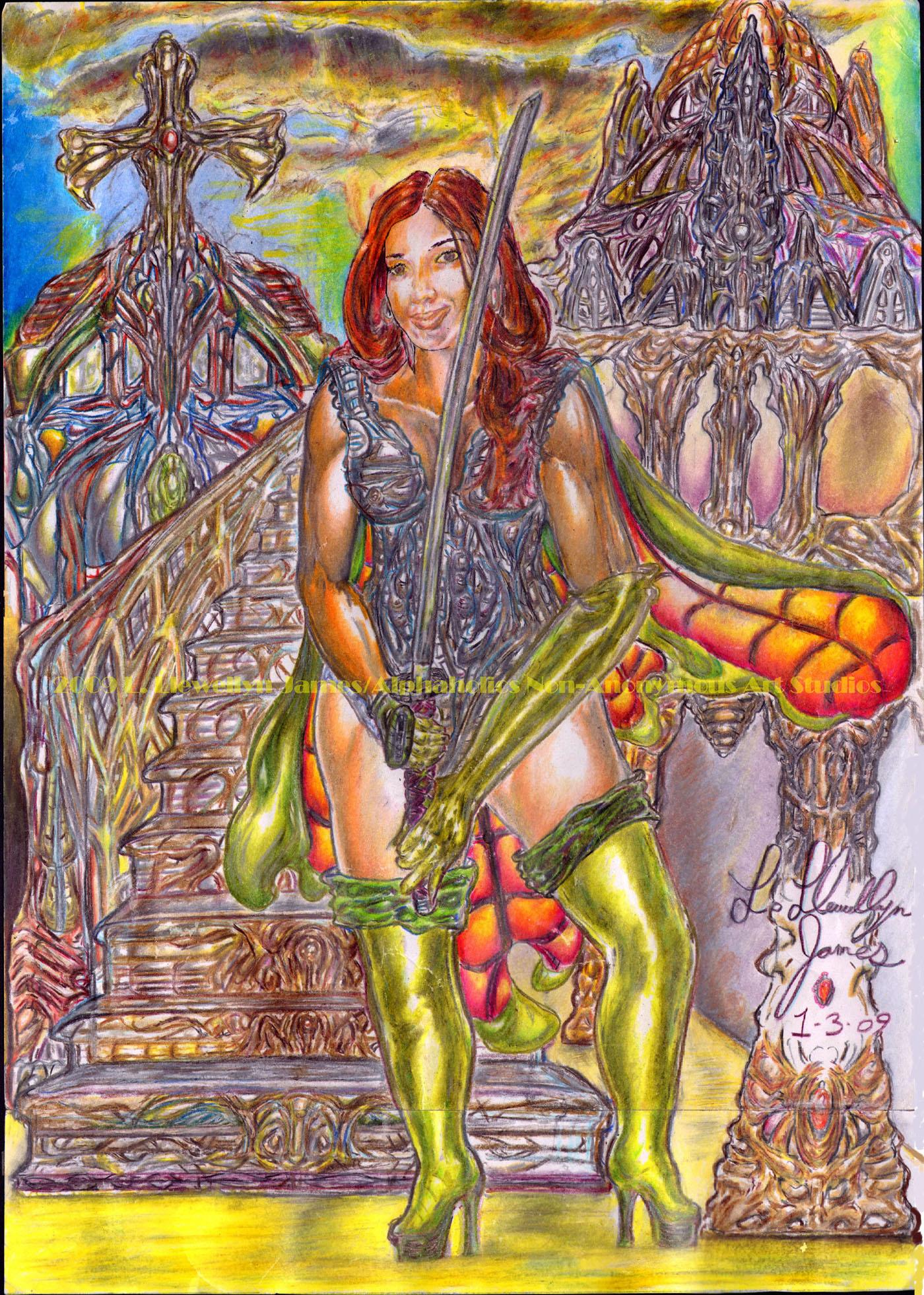 The Legend of El Ciderella