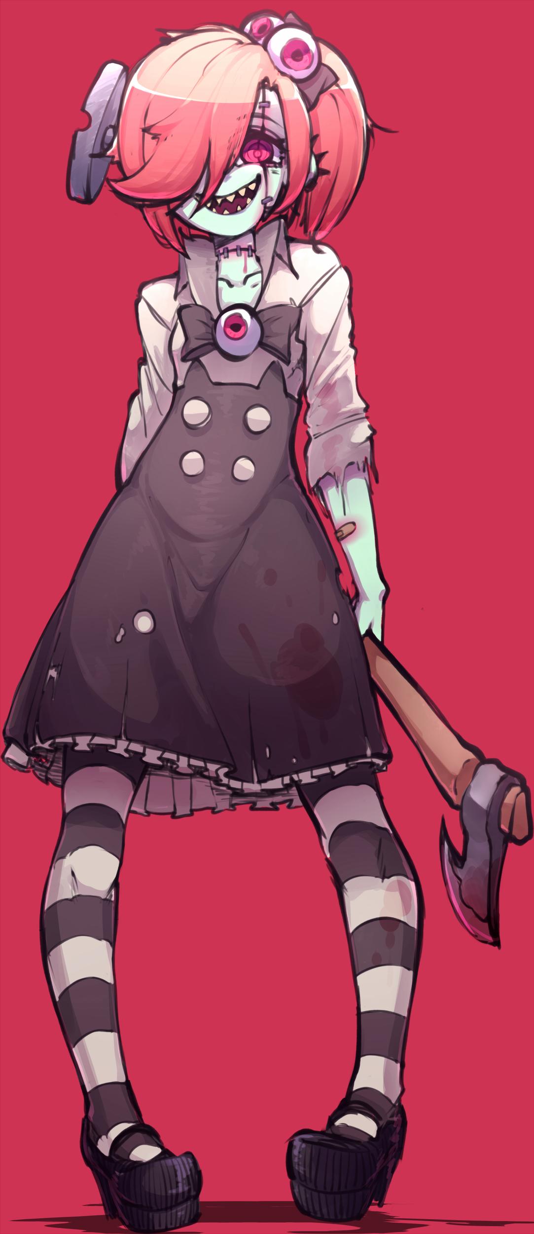 Halloween Violett