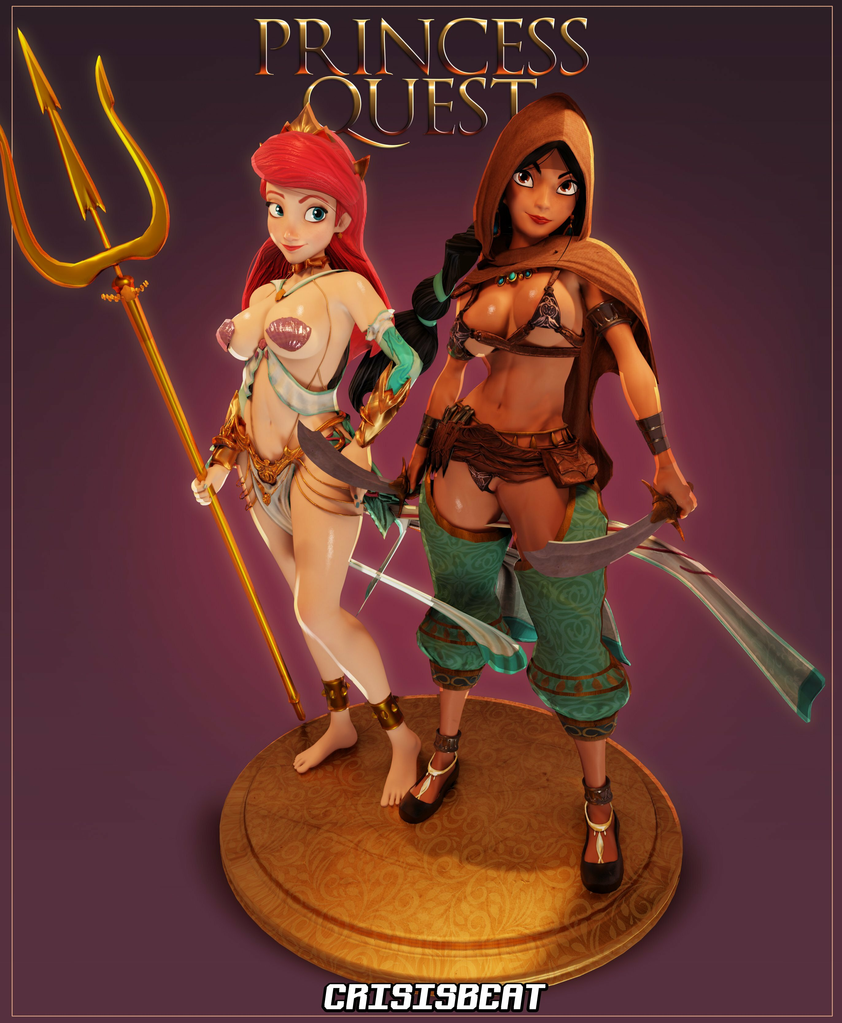 Princess Quest project on