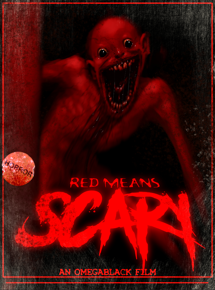 Red Means SCARY