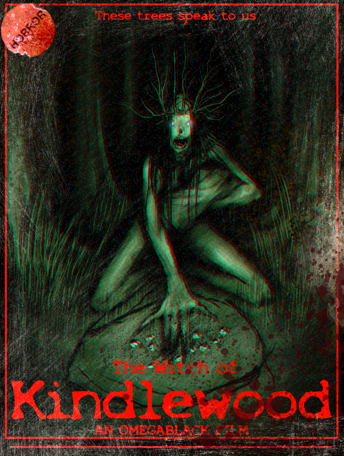 The Witch of Kindlewood