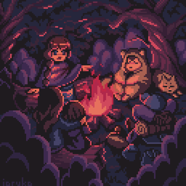 Octobit Day 22: Ghost Story