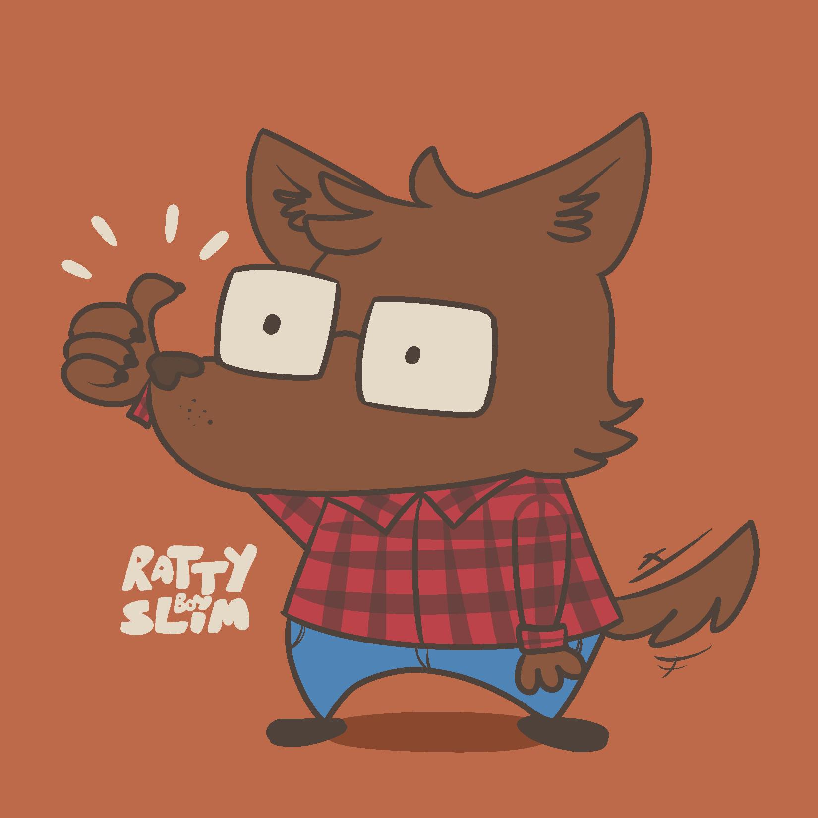 werewolf...rat..umm