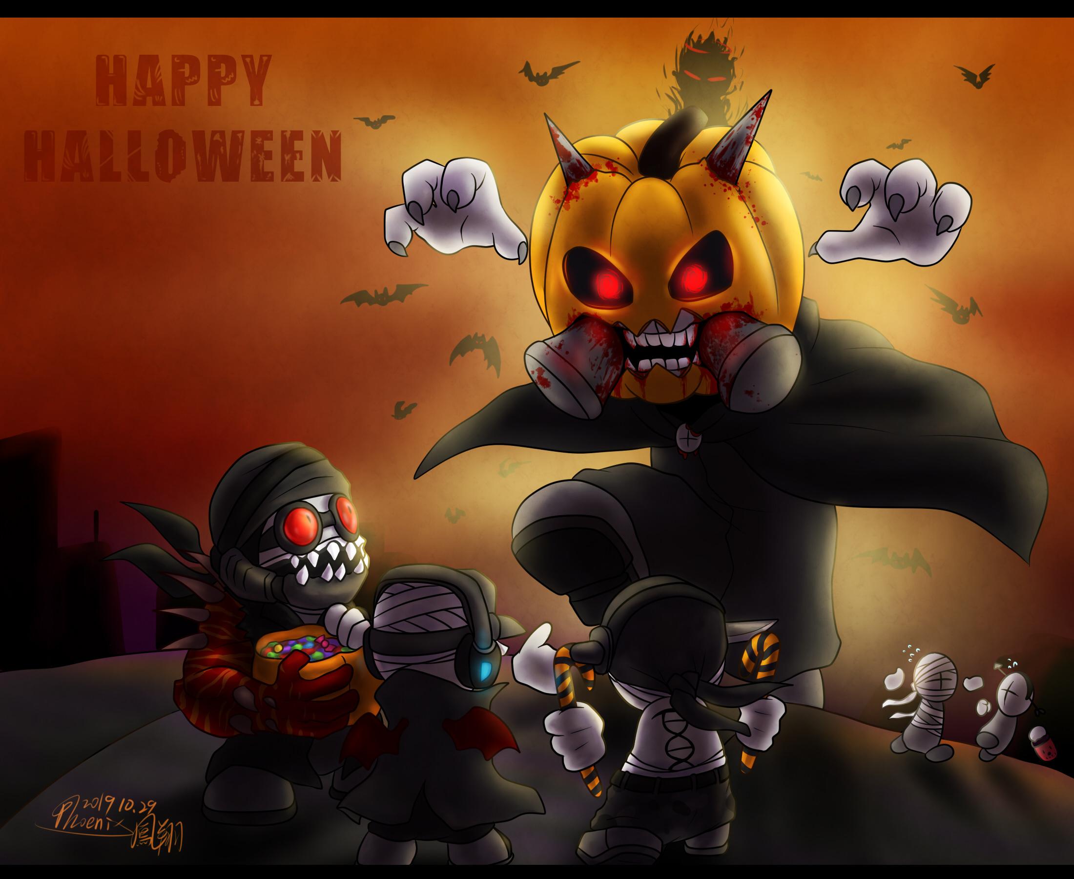 Halloween of Madness