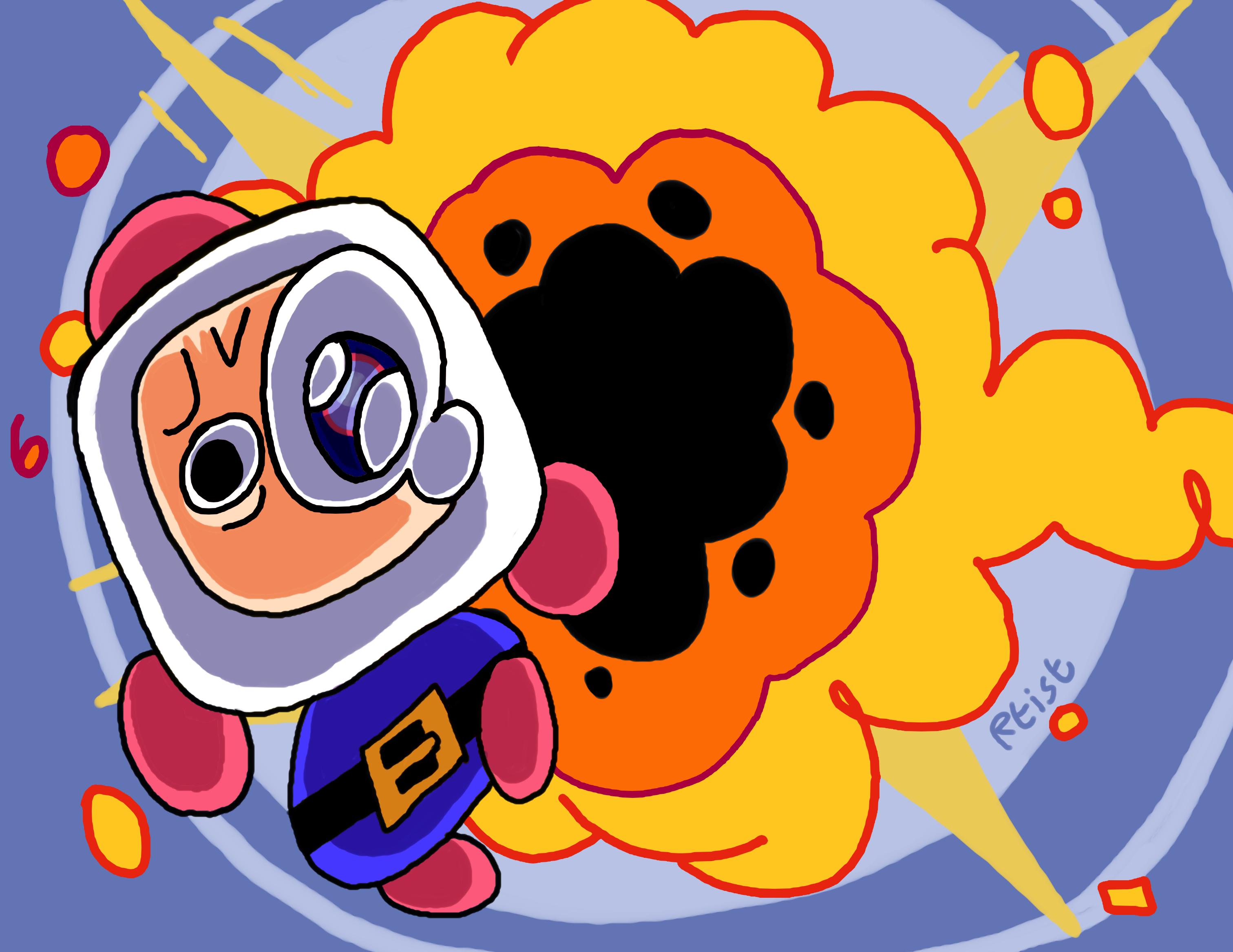 It's the bomb, man!