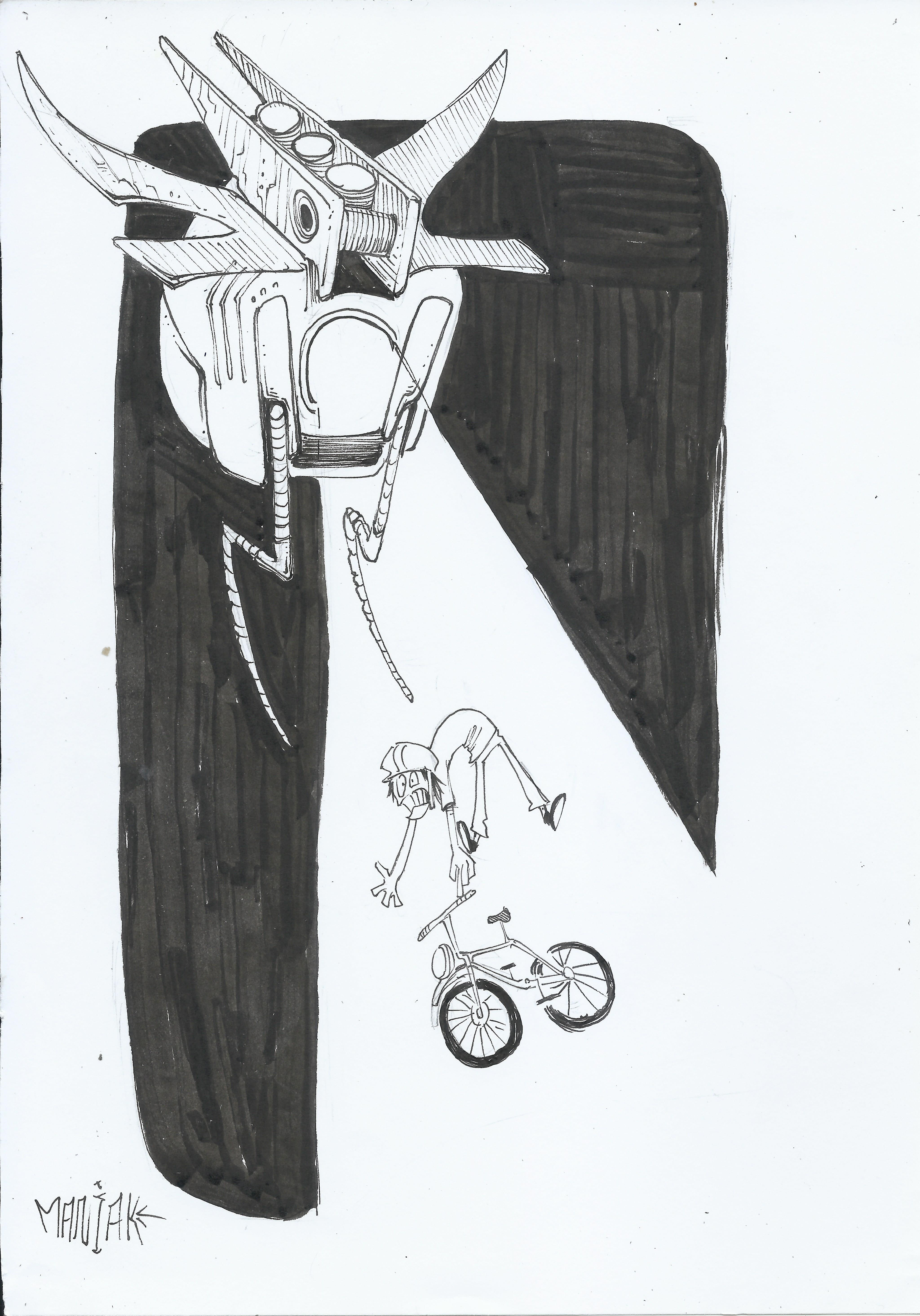 DAY 28 ''RIDE''