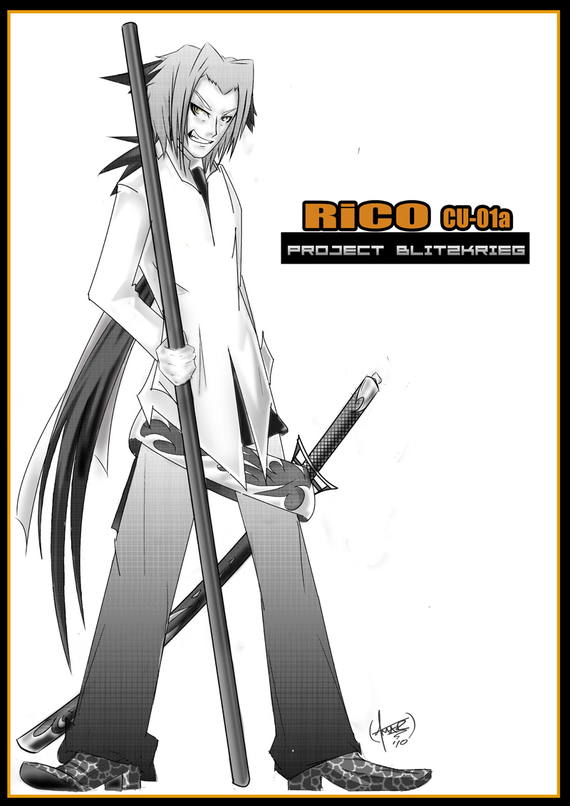 Project Blitzkrieg - Rico