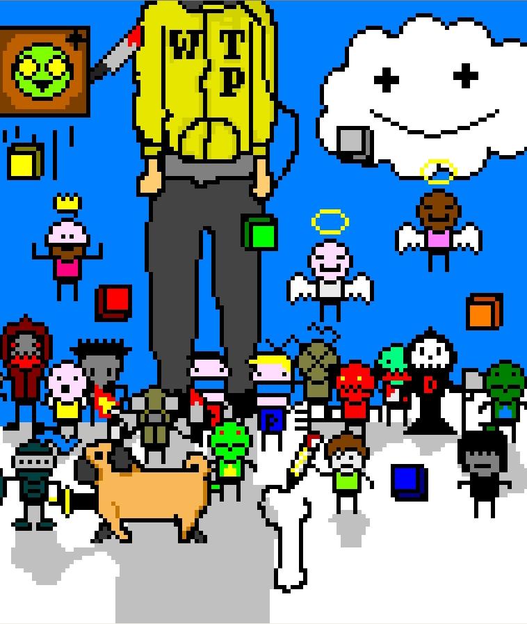 Pixel Outbreak
