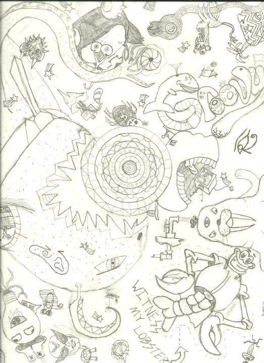 Trippy Doodle 2