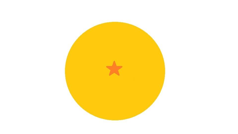 One Star Dragonball
