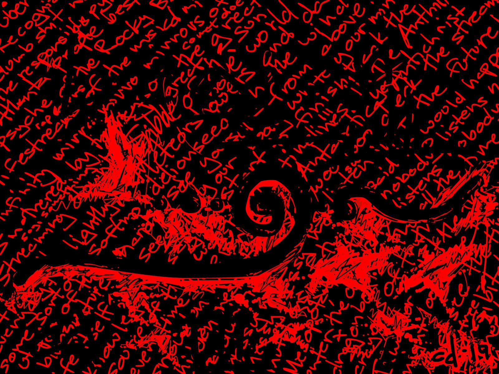 Inktober #29 Bloodswirls