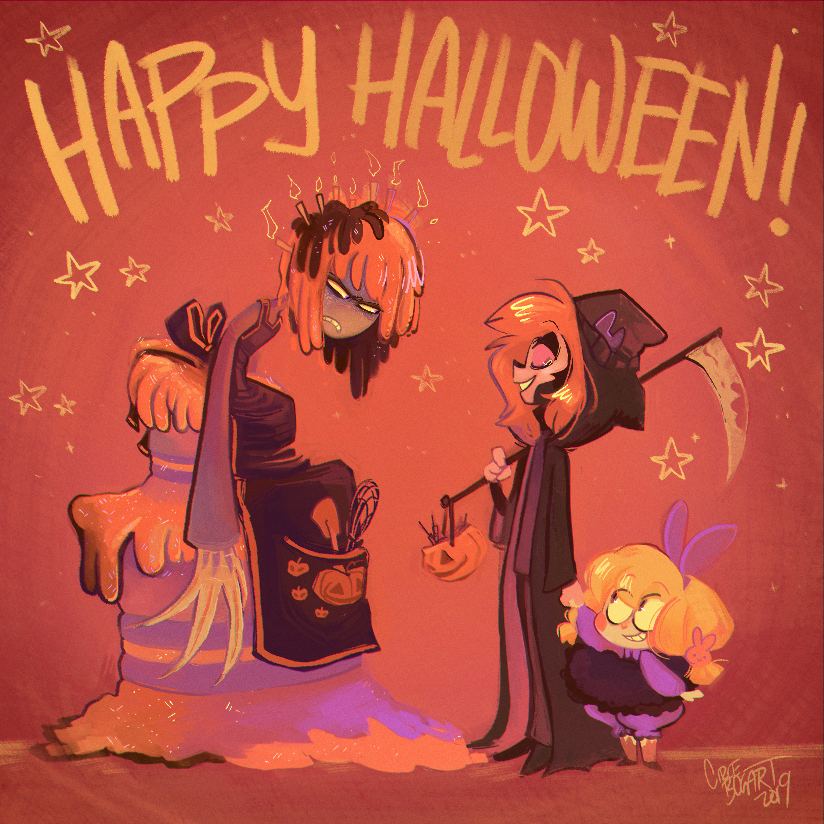 Happy Halloween 2019!