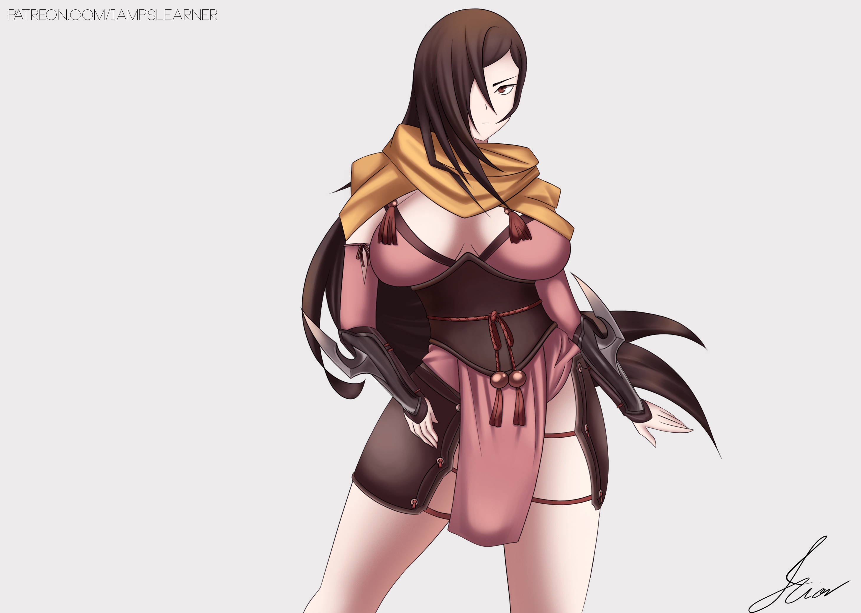 Kagero Fire Emblem By Icias Art On Newgrounds A kunoichi of hoshido, she is one of ryoma's personal retainers. kagero fire emblem by icias art on