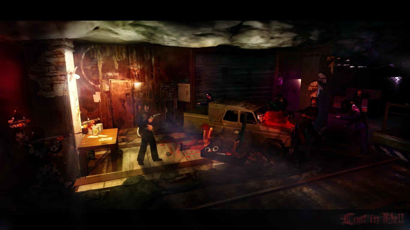 Lost in Hell Screenshot