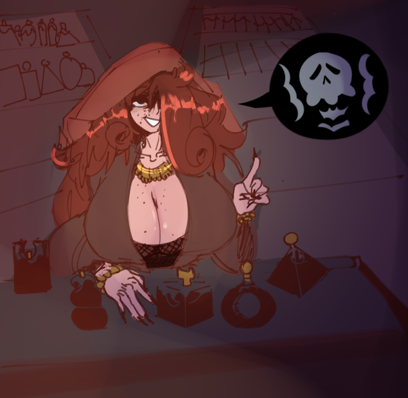 Potion Witch
