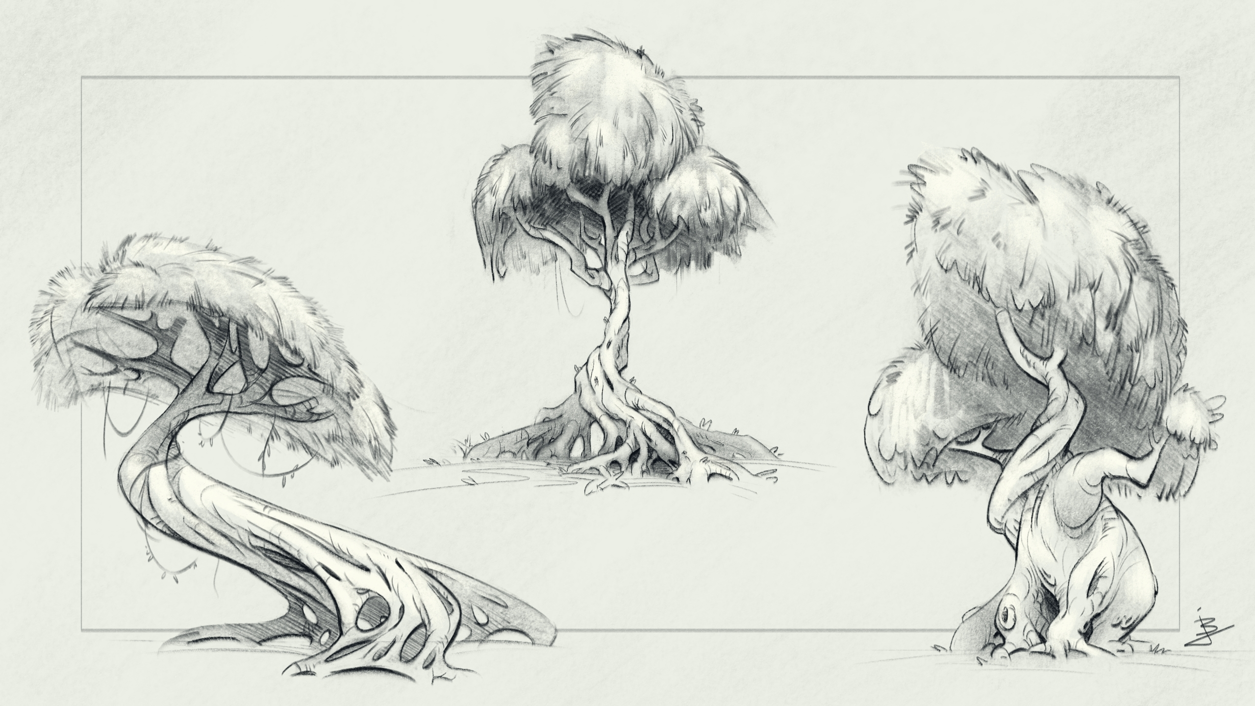 Tree Designs #1