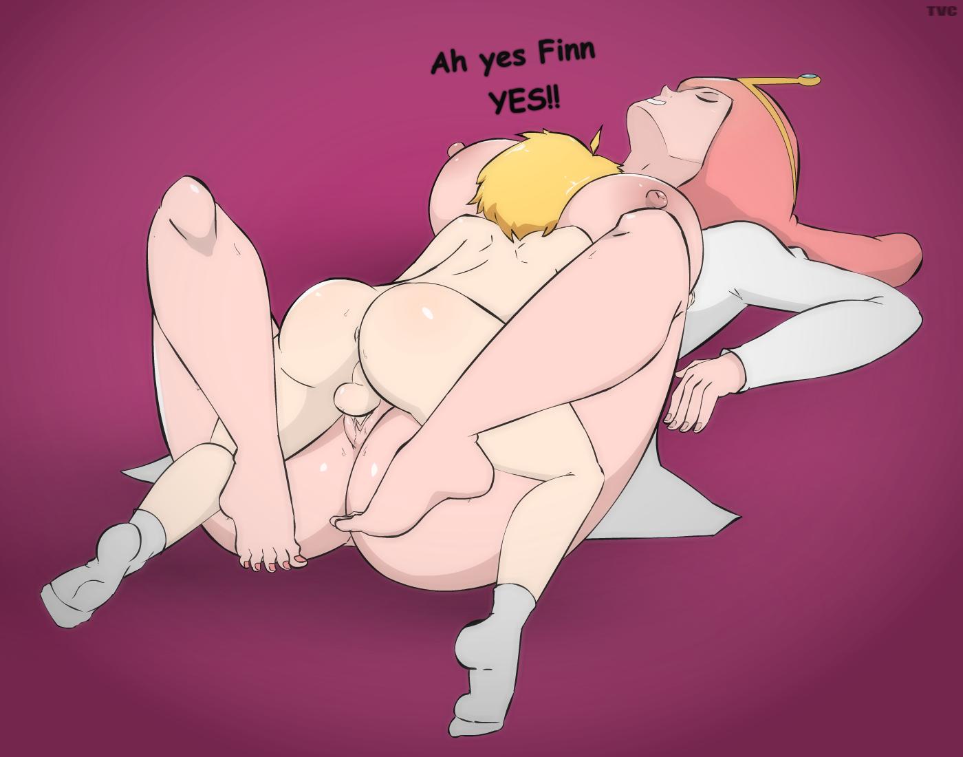 bubblegum and finn part 2