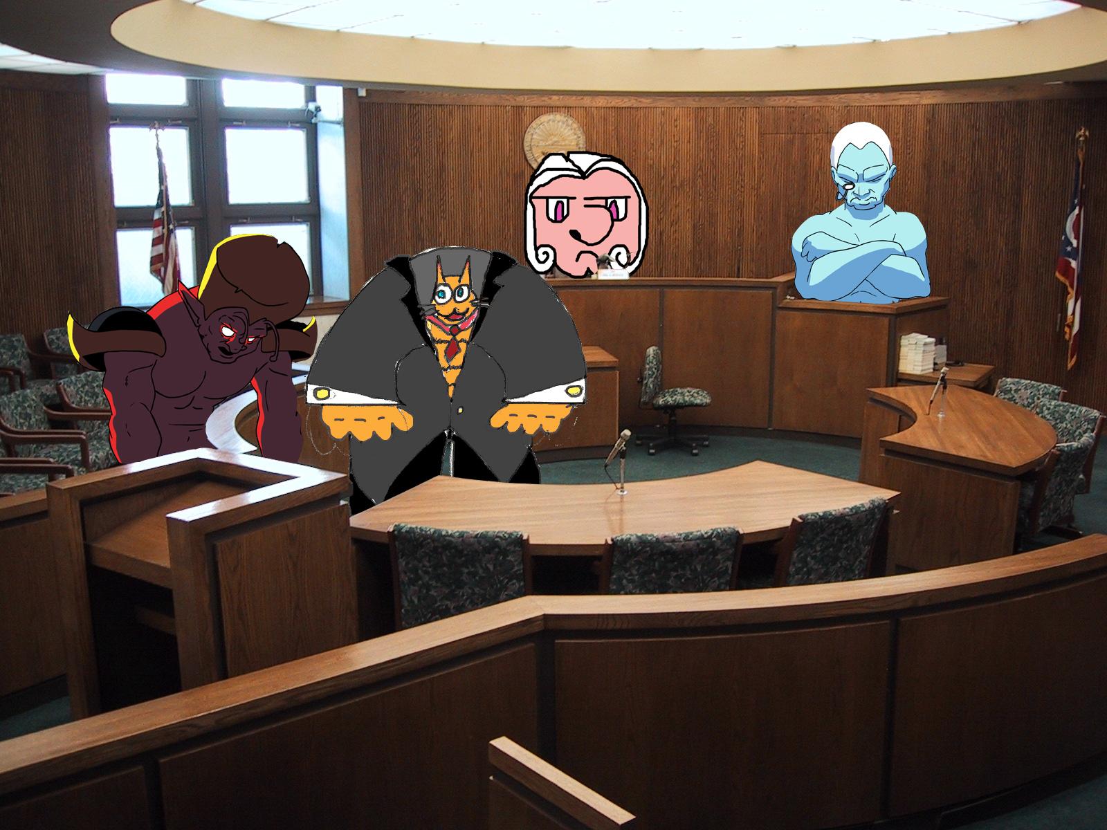 Corporate CatMan Lawyer