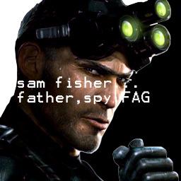 sam fisher's deception