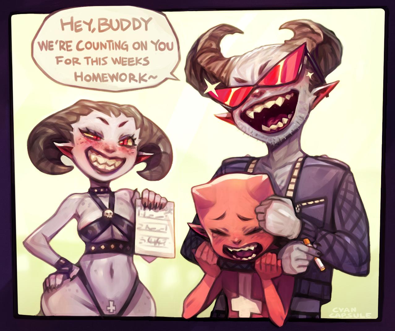 Demon Bullies