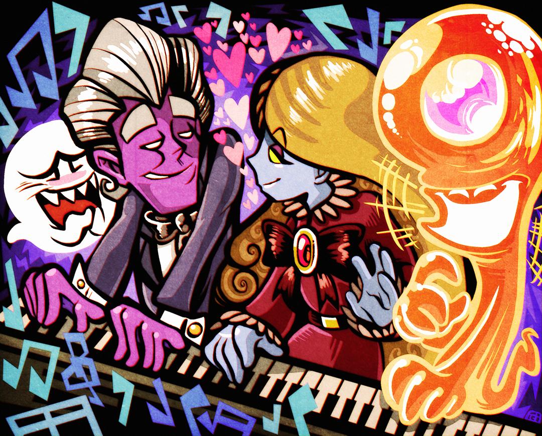 Spectral Musicians