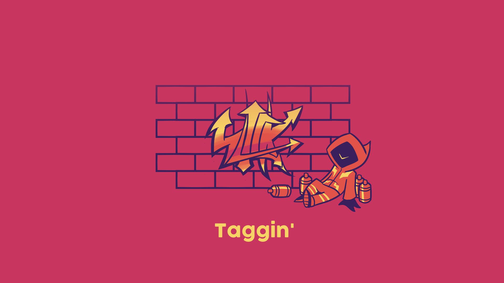 Taggin'