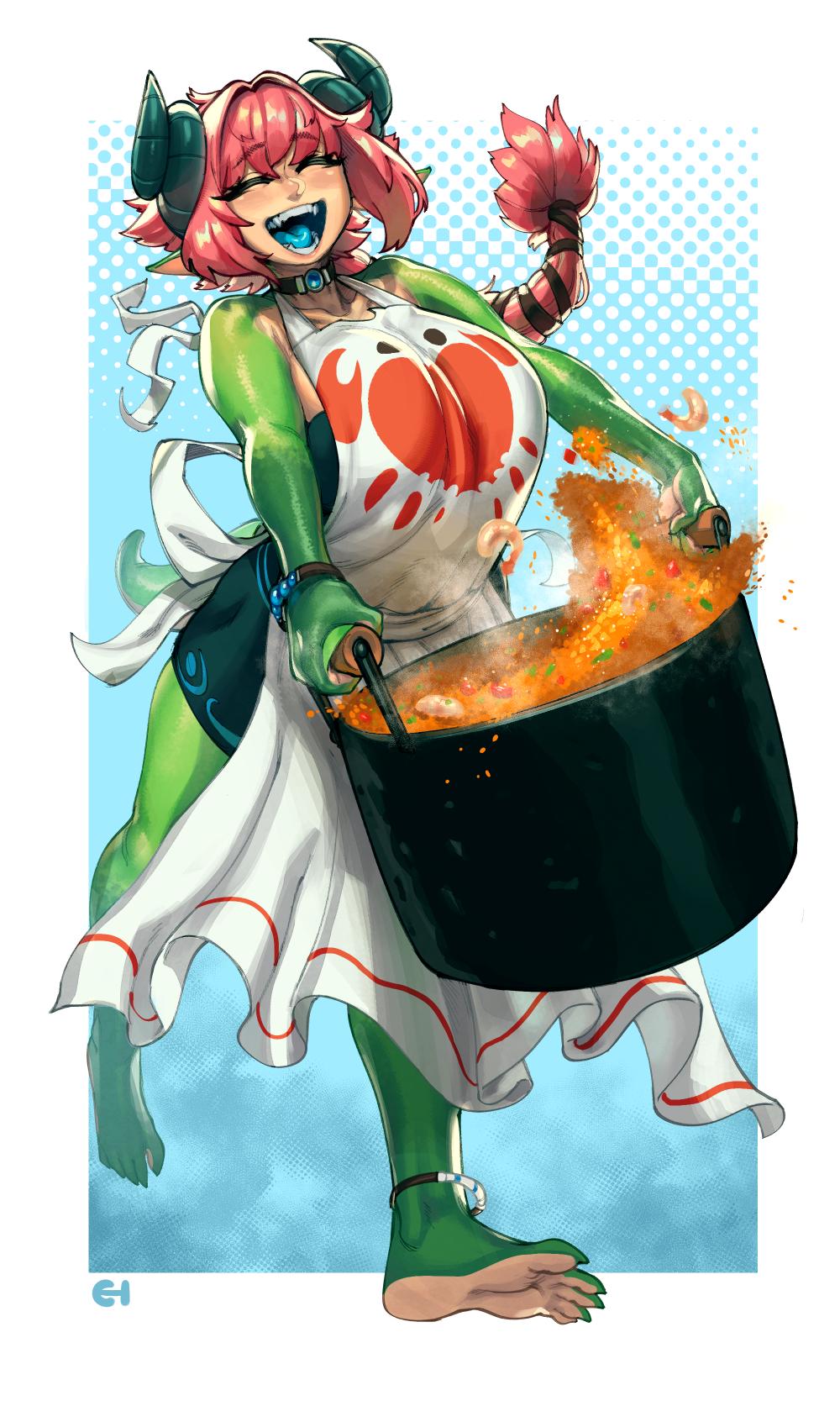 Cooking Nina