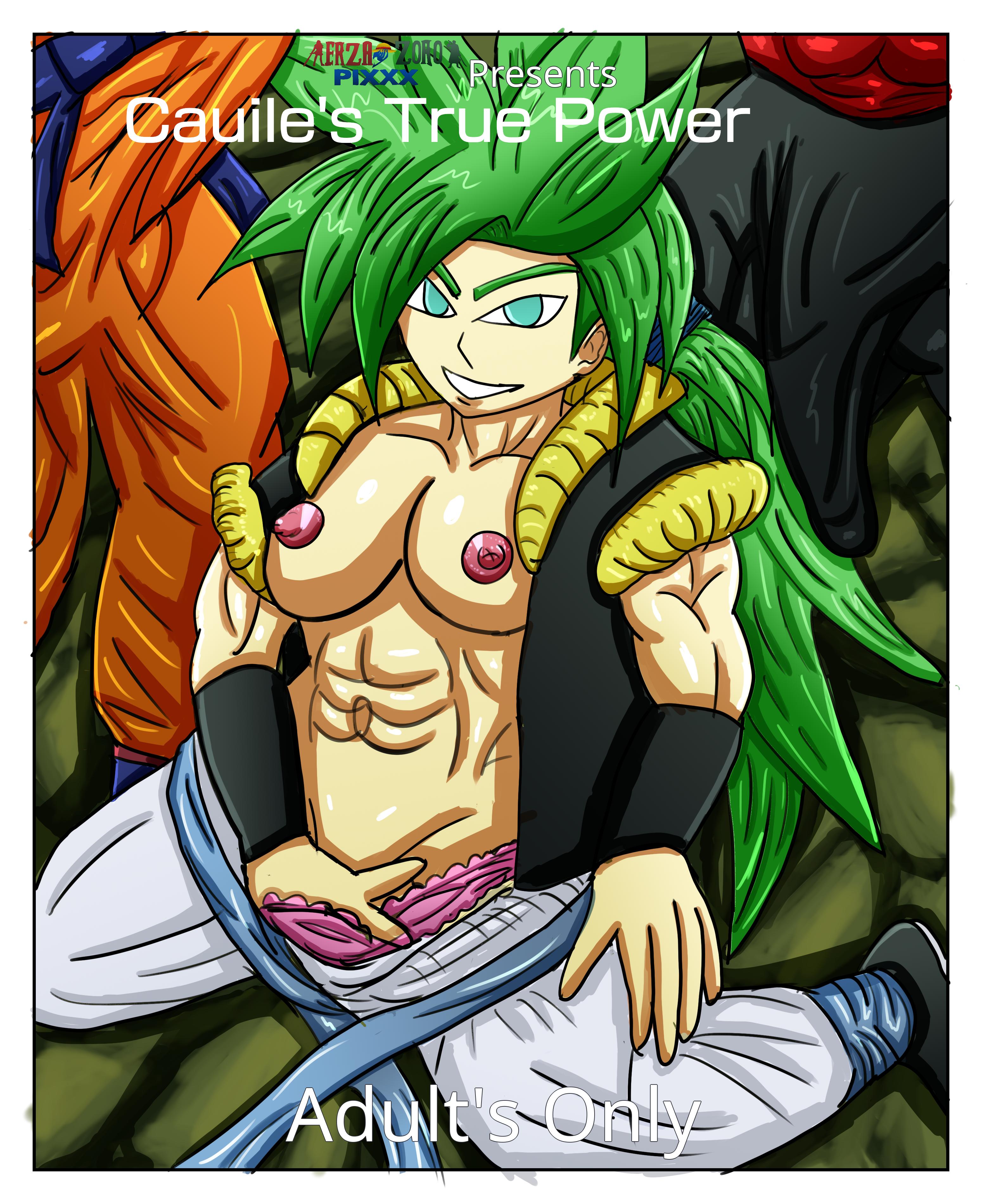 Caulie's true power cover
