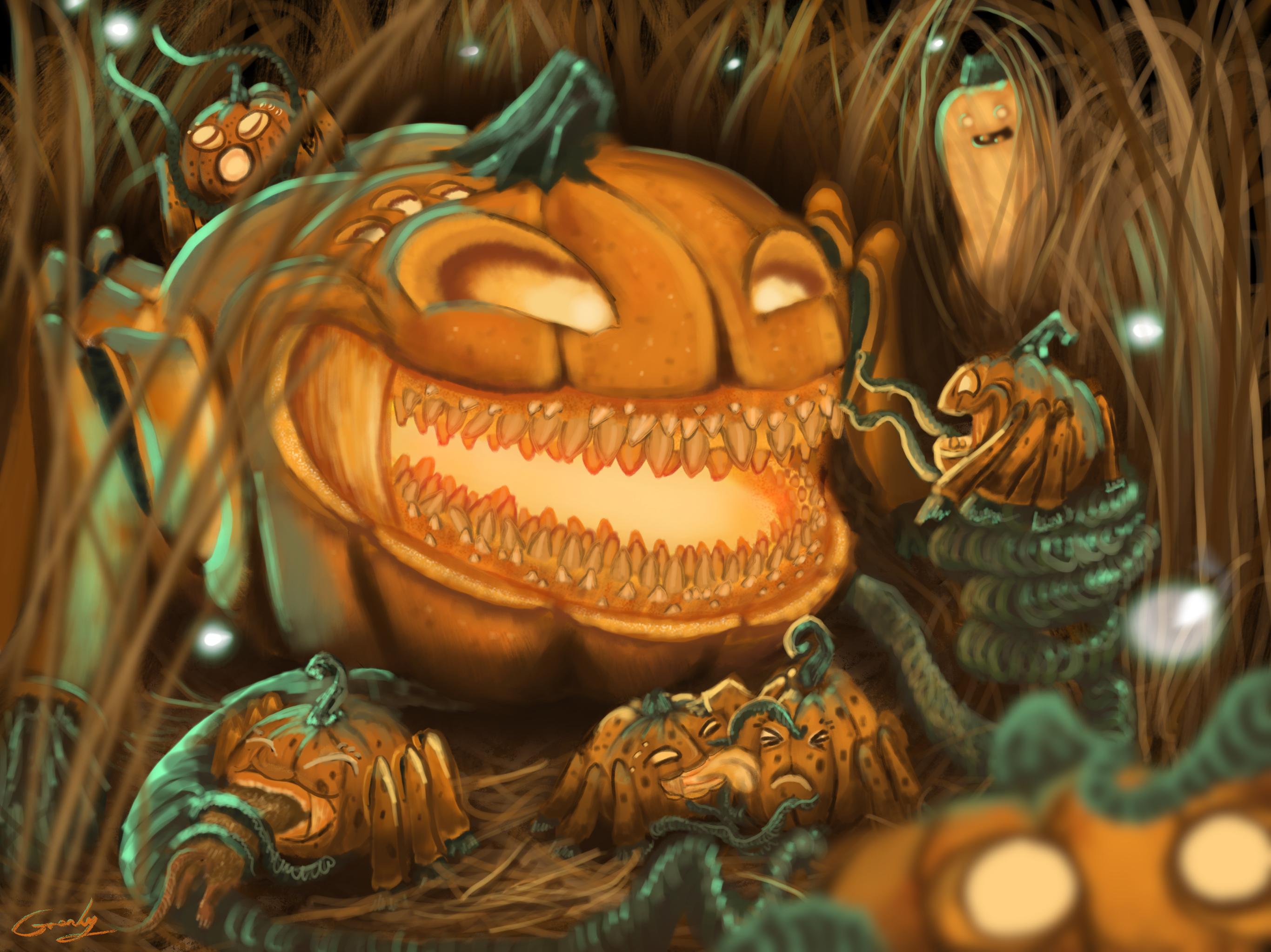 The Harvest Beast Brood