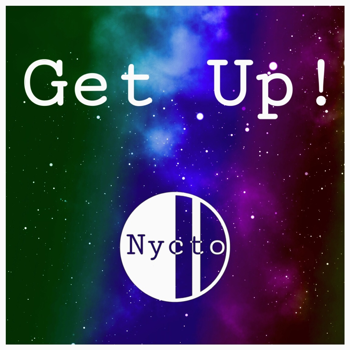 Nycto: Get Up (Cover Art)
