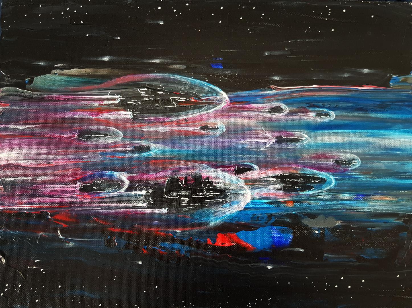 Hyperlight Fleet