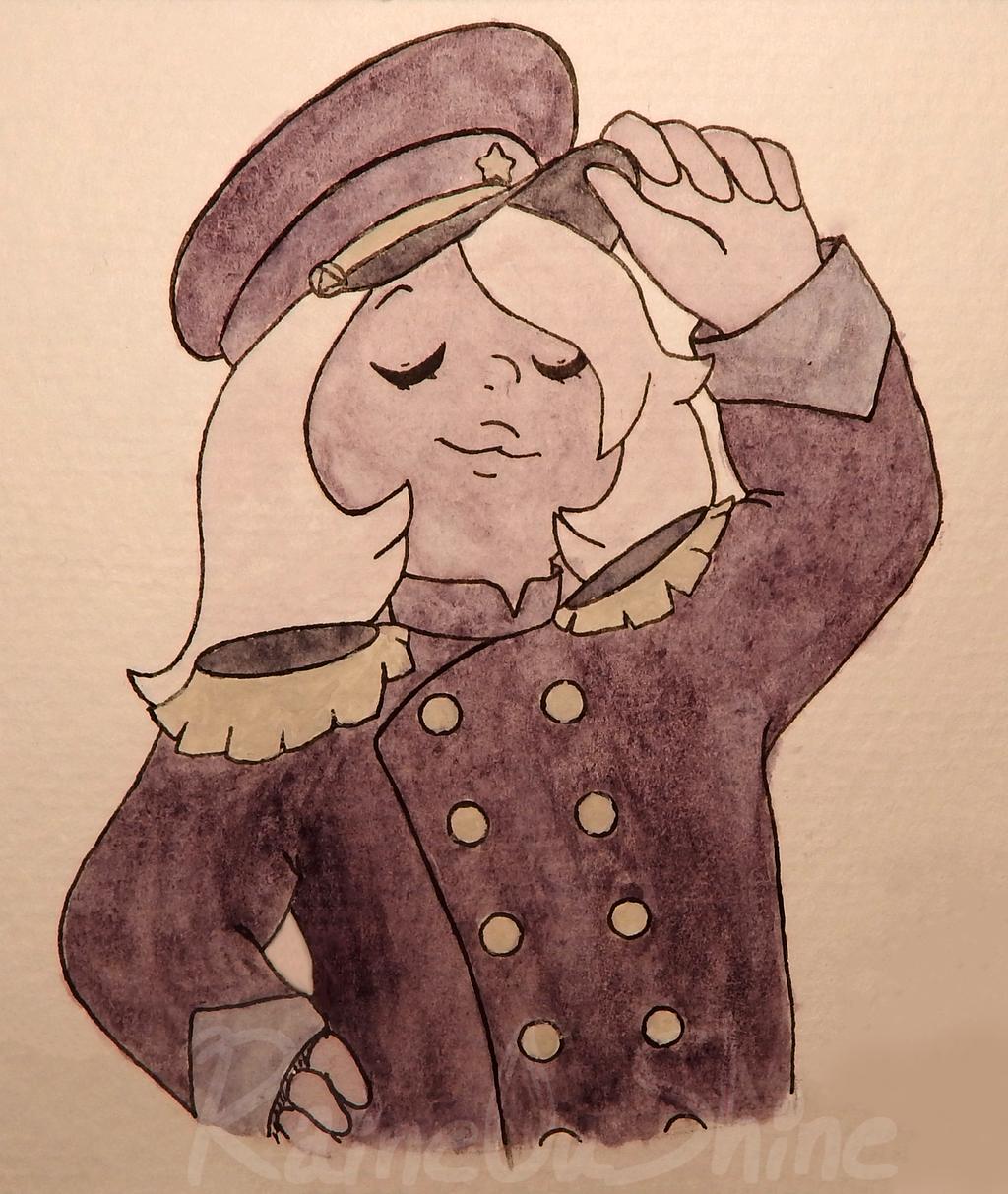 Amethyst Watercolor [2017]