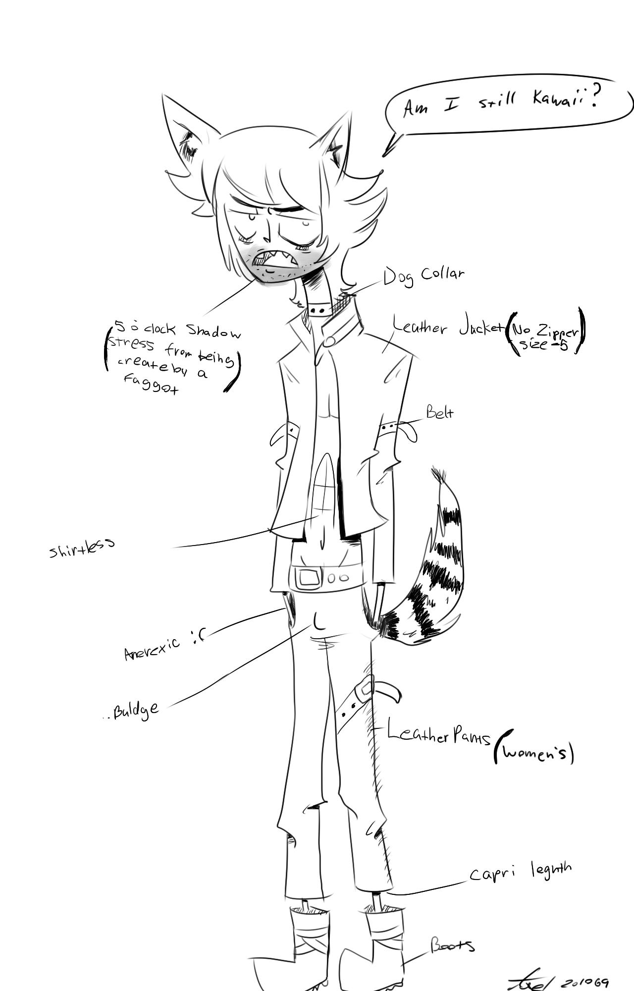 Anatomy Of A Weaboo's Dream